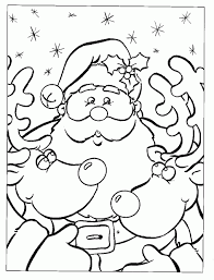 Small Picture Coloring Pages Mickey Mouse Christmas Coloring Page Tryonshorts