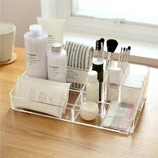 ... Woman-Acrylic-Cosmetic-Organizer-Clear-Makeup-Jewelry-Cosmetic- ...