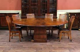 expandable round dining table it guideme extendable dining table seats 12 expandable round dining table tropical