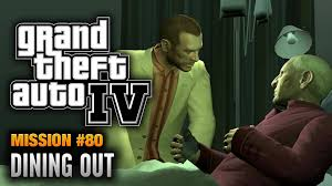 Gta Iv Dining Out