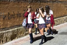 Best School Uniform Designs In The World The Best School Uniforms Around The World Photos Vogue
