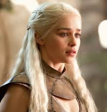 Emilia Clarke Blondes Women Actresses Game Of Thrones White