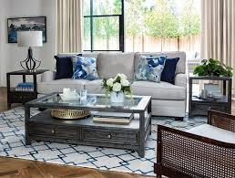 traditional living room with marissa sofa