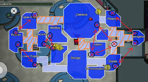 Among Us maps – layout, tips, and ...