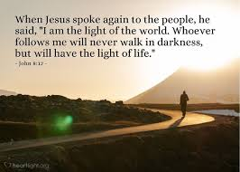Light In The Darkness Bible Verse Bible Verses About Darkness