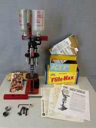 Mec 600 Jr Powder Bushing Chart 12 Gauge Mec 600 Jr Shotshell Reloading Press Single Stage Bars Bottles Extras