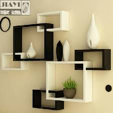 living room wall decor shelves. Home Yat Simple Modern Wall Shelving Racks Triples Creative Living Room Decoration Backdrop Separator-in Swivel Plates From Improvement On Decor Shelves I