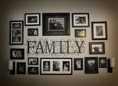 ... Photo Collage Ideas For Wall 3 Idea The We Can Cut Family Out Of Vinyl  Pinterest ...