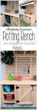Potting Bench Plans The 25 Best Potting Bench Plans Ideas On Pinterest Potting