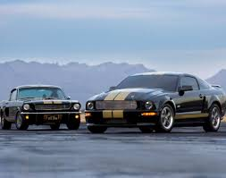 2006 Ford Shelby GT-H - Photos - 2015 Ford Mustang debut: How the ...