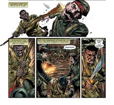DVIDS - News - NY National Guard Soldier Henry Johnson's story told in  digital comic