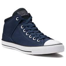 converse chuck taylor all star. men\u0027s converse chuck taylor all star high street cordura sneakers l