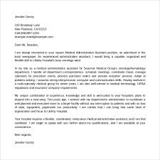 Sample Administrative Coordinator Cover Letter 8 Free Documents