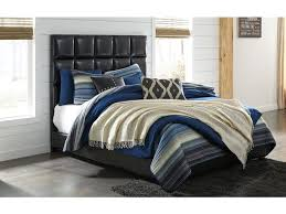 ashley bedroom. signature design by ashley queen upholstered bed b130-181 bedroom d