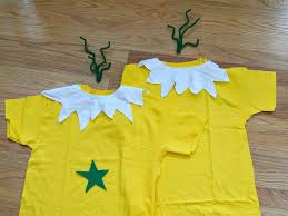 make this easy dr seuss costume of the sneetches in minutes it works great