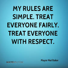 Simple Respect Quotes