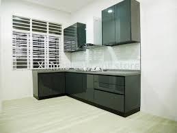 Aluminium Kitchen Cabinet Setia Alam Supplier Supply Design