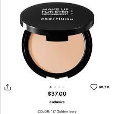 makeup forever makeup makeup forever pro finish powder foundation