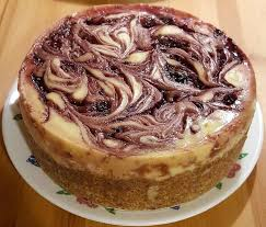 Image result for blackberry cheesecake