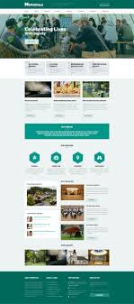 Responsive Website Templates 24 New Responsive HTML24 CSS24 Website Templates Design Graphic 10
