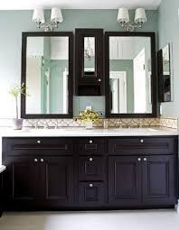 bathroom recessed lighting ideas espresso. dark bathroom cabinets design pictures remodel decor and ideas recessed lighting espresso