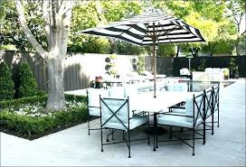 yellow patio furniture. Singular Yellow Patio Cushions Black And White Striped Furniture Umbrella