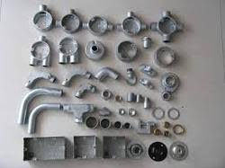 Conduit Fittings Chart Conduit Fittings Offset Conduit Nipples Exporter From Mumbai