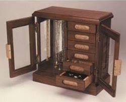 jewelry box woodworking plan