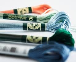 Dmc Satin Embroidery Floss Rayon Embroidery Floss