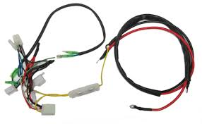 engine wiring harness for gy6, 150cc engine 05711a bmi karts and electrical wiring harness for 1963 chevy nova engine wiring harness for gy6, 150cc engine zoom