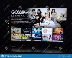 Gossip Girl - Netflix Television Screen ...