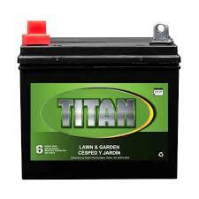 Titan 12 Volt U1 Tractor Battery