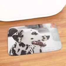 clearance processing elephant dog print floor mats non slip polyester fiber area rugs hallway doormat bathroom