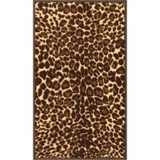 pretentious design animal print rug impressive decoration well woven kings court gold leopard area reviews navy