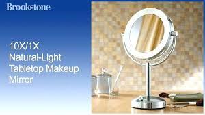 daylight makeup mirror natural light ott lite