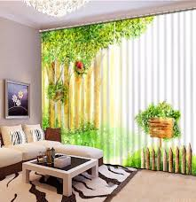 Patterned Curtains For Living Room Online Get Cheap Beautiful Living Room Curtains Aliexpresscom