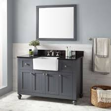 grey bathroom sink cabinets. full size of bathroom cabinets:farmhouse sink vanity dark gray cabinets large grey s