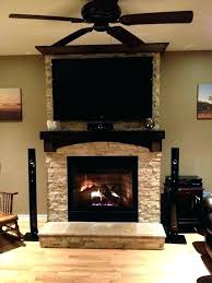 outdoor fireplace with tv mounting ideas installation over a fireplace outdoor wall for mount design outdoor outdoor fireplace with tv