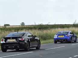 Subaru BRZ vs Toyota GT86 | PistonHeads