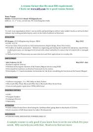 Resume Samples For Freshers Engineers Pdf Feat Director Fresher ...