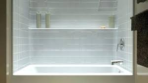one piece bathtub and surround one piece tub shower unit shower tub combo for mobile homes one piece bathtub