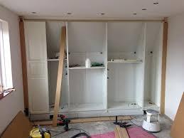 slanted ceiling closet image of slanted ceiling closet plans slanted ceiling closet diy slanted ceiling closet
