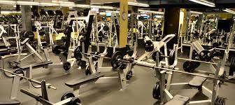 Golds Gym Cap Hill In Washington Dc