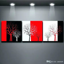 Paintings for office walls Mural Office Wall Paintings Office Wall Paintings Black White And Red Canvas Wall Art Red Black White Aliexpress Office Wall Paintings Office Wall Paintings Black White And Red