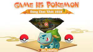 Game đa nền tảng chơi ngay không cần cài đặt, chơi ngay nhận code siêu vip  - Poke Adventure H5 S1 OB 22/3/2020