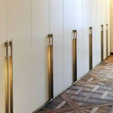 Designer Doorware Pull Handles Designer Doorware Blade Pull Custom Length Handles In