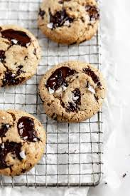 I can whip up a batch in less than 20. Healthy Gluten Free Chocolate Chip Cookies Broma Bakery