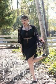 diy flapper costume 1920s gibson girl costume hellorigby seattle fashion blog