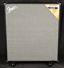Fender 4x10 Guitar Cabinet Fender Rumble 4x10 Bass Speaker Cabinet Swing City Music
