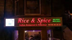 David Wallace - Rice & Spice, Scarborough Traveller Reviews - Tripadvisor